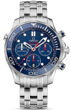 Omega Seamaster 300m Diver Co-Axial Chronograph 42mm Mens watch, model number - 212.30.42.50.03.001, discount price of £3,230.00 from The Watch Source