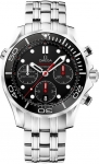 Omega Seamaster 300m Diver Co-Axial Chronograph 44mm 212.30.44.50.01.001 watch
