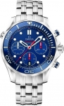 Omega Seamaster 300m Diver Co-Axial Chronograph 44mm 212.30.44.50.03.001 watch