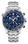 Omega Seamaster Diver 300m Co-Axial GMT Chronograph 44mm 212.30.44.52.03.001 watch