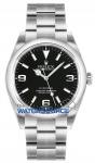 Rolex Explorer 39mm 214270 Black watch