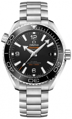 Omega Planet Ocean 600m Co-Axial Master Chronometer 39.5mm 215.30.40.20.01.001 watch
