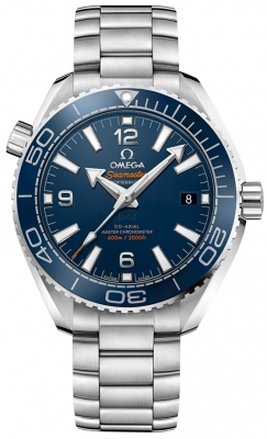 Buy this new Omega Planet Ocean 600m Co-Axial Master Chronometer 39.5mm 215.30.40.20.03.001 midsize watch for the discount price of £4,176.00. UK Retailer.