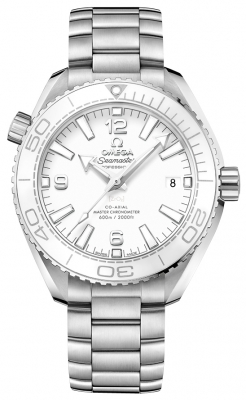 Buy this new Omega Planet Ocean 600m Co-Axial Master Chronometer 39.5mm 215.30.40.20.04.001 midsize watch for the discount price of £4,176.00. UK Retailer.