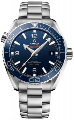 Omega Planet Ocean 600m Co-Axial Master Chronometer 43.5mm 215.30.44.21.03.001 watch