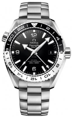 Omega Planet Ocean 600m Co-Axial Master Chronometer GMT 43.5mm 215.30.44.22.01.001 watch