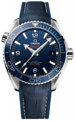 Omega Planet Ocean 600m Co-Axial Master Chronometer 43.5mm 215.33.44.21.03.001