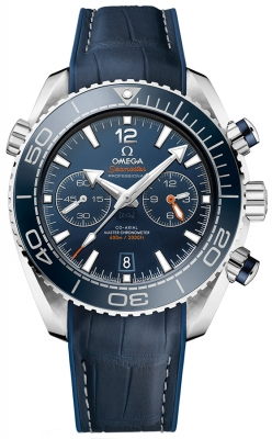 Buy this new Omega Planet Ocean 600m Co-Axial Master Chronometer Chronograph 45.5mm 215.33.46.51.03.001 mens watch for the discount price of £5,328.00. UK Retailer.