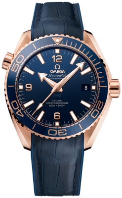 Buy this new Omega Planet Ocean 600m Co-Axial Master Chronometer 43.5mm 215.63.44.21.03.001 mens watch for the discount price of £15,444.00. UK Retailer.