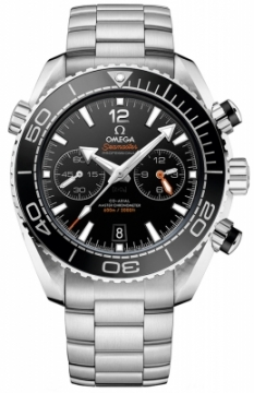 Omega Planet Ocean 600m Co-Axial Master Chronometer Chronograph 45.5mm 215.30.46.51.01.001 watch