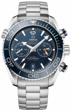 Omega Planet Ocean 600m Co-Axial Master Chronometer Chronograph 45.5mm 215.30.46.51.03.001 watch