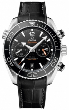 Omega Planet Ocean 600m Co-Axial Master Chronometer Chronograph 45.5mm 215.33.46.51.01.001 watch
