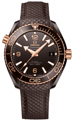 Omega Planet Ocean 600m Co-Axial Master Chronometer 39.5mm 215.62.40.20.13.001 watch