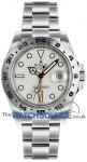 Rolex Explorer II 42mm 216570 White watch