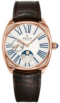 Zenith Star Moonphase Ladies watch, model number - 22.1925.692/01.c725, discount price of £12,910.00 from The Watch Source