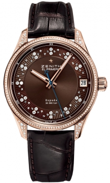 Zenith El Primero Espada Mens watch, model number - 22.2170.4650/76.C713, discount price of £14,940.00 from The Watch Source