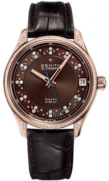 Zenith El Primero Espada Mens watch, model number - 22.2170.4650/76.C713, discount price of £14,940.00 from The Watch Source