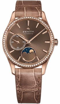Zenith Elite Ultra Thin Lady Moonphase 33mm Ladies watch, model number - 22.2310.692/75.c709, discount price of £7,890.00 from The Watch Source