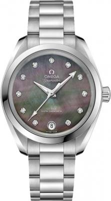 Omega Aqua Terra 150m Master Co-Axial 34mm 220.10.34.20.57.001 watch