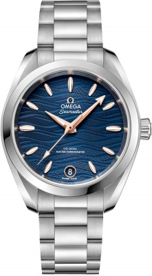 Omega Aqua Terra 150m Master Co-Axial 34mm 220.10.34.20.03.001 watch