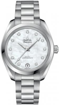 Omega Aqua Terra 150m Master Co-Axial 34mm 220.10.34.20.55.001 watch