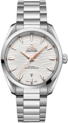 Omega Aqua Terra 150M Co-Axial Master Chronometer 38mm 220.10.38.20.02.002 watch