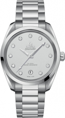 Omega Aqua Terra 150M Co-Axial Master Chronometer 38mm 220.10.38.20.52.001 watch