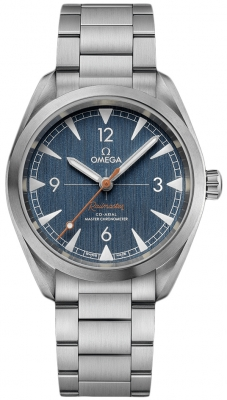 Omega Railmaster Co-Axial Master Chronometer 40mm 220.10.40.20.03.001 watch