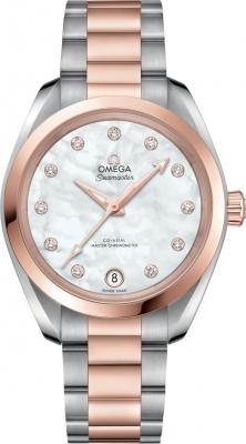 Omega Aqua Terra 150m Master Co-Axial 34mm 220.20.34.20.55.001 watch