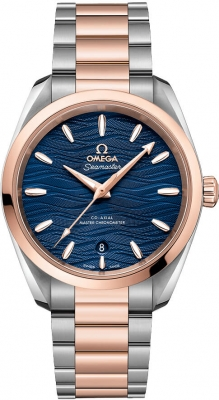 Omega Aqua Terra 150M Co-Axial Master Chronometer 38mm 220.20.38.20.03.001 watch