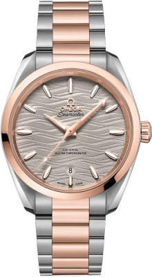 Omega Aqua Terra 150M Co-Axial Master Chronometer 38mm 220.20.38.20.06.001 watch