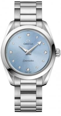 Omega Aqua Terra 150m Quartz 28mm 220.10.28.60.53.001 watch