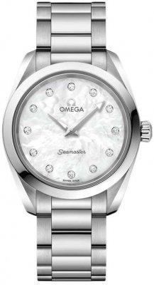 Omega Aqua Terra 150m Quartz 28mm 220.10.28.60.55.001 watch