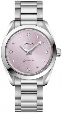 Omega Aqua Terra 150m Quartz 28mm 220.10.28.60.60.001 watch