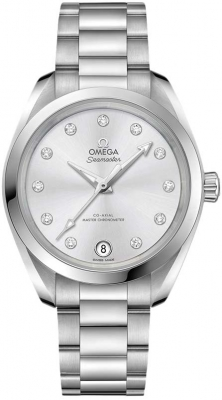 Omega Aqua Terra 150m Master Co-Axial 34mm 220.10.34.20.60.001