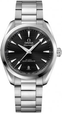 Buy this new Omega Aqua Terra 150M Co-Axial Master Chronometer 38mm 220.10.38.20.01.001 mens watch for the discount price of £3,672.00. UK Retailer.