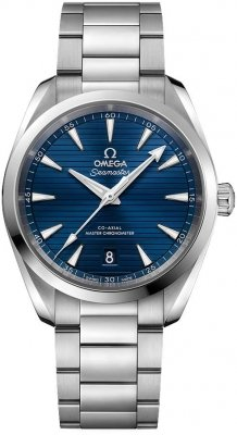 Buy this new Omega Aqua Terra 150M Co-Axial Master Chronometer 38mm 220.10.38.20.03.001 mens watch for the discount price of £3,672.00. UK Retailer.
