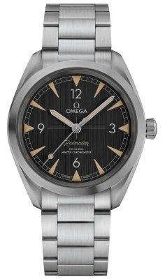 Buy this new Omega Railmaster Co-Axial Master Chronometer 40mm 220.10.40.20.01.001 mens watch for the discount price of £3,312.00. UK Retailer.