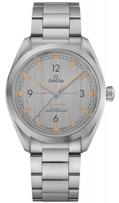 Omega Railmaster Co-Axial Master Chronometer 40mm 220.10.40.20.06.001 watch