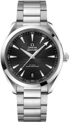 Buy this new Omega Aqua Terra 150M Co-Axial Master Chronometer 41mm 220.10.41.21.01.001 mens watch for the discount price of £3,672.00. UK Retailer.