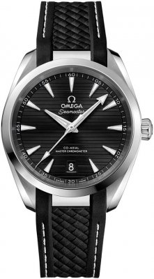Buy this new Omega Aqua Terra 150M Co-Axial Master Chronometer 38mm 220.12.38.20.01.001 mens watch for the discount price of £3,600.00. UK Retailer.