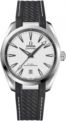 Buy this new Omega Aqua Terra 150M Co-Axial Master Chronometer 38mm 220.12.38.20.02.001 mens watch for the discount price of £3,600.00. UK Retailer.