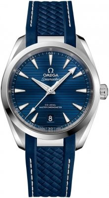 Buy this new Omega Aqua Terra 150M Co-Axial Master Chronometer 38mm 220.12.38.20.03.001 mens watch for the discount price of £3,600.00. UK Retailer.