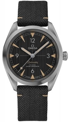 Buy this new Omega Railmaster Co-Axial Master Chronometer 40mm 220.12.40.20.01.001 mens watch for the discount price of £3,240.00. UK Retailer.