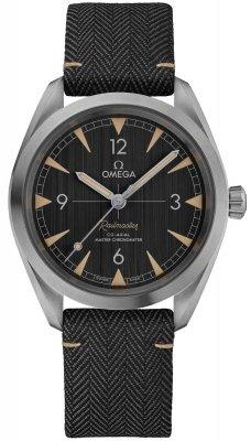 Omega Railmaster Co-Axial Master Chronometer 40mm 220.12.40.20.01.001
