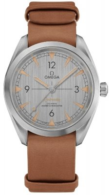 Omega Railmaster Co-Axial Master Chronometer 40mm 220.12.40.20.06.001
