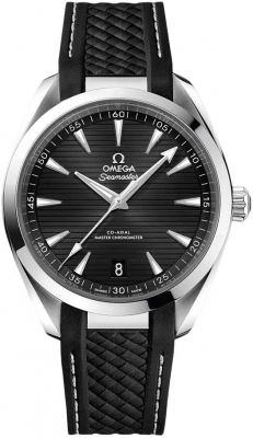 Buy this new Omega Aqua Terra 150M Co-Axial Master Chronometer 41mm 220.12.41.21.01.001 mens watch for the discount price of £3,600.00. UK Retailer.