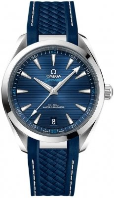 Buy this new Omega Aqua Terra 150M Co-Axial Master Chronometer 41mm 220.12.41.21.03.001 mens watch for the discount price of £3,600.00. UK Retailer.