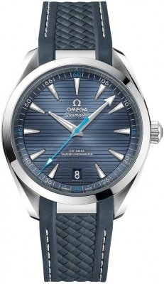 Buy this new Omega Aqua Terra 150M Co-Axial Master Chronometer 41mm 220.12.41.21.03.002 mens watch for the discount price of £3,600.00. UK Retailer.