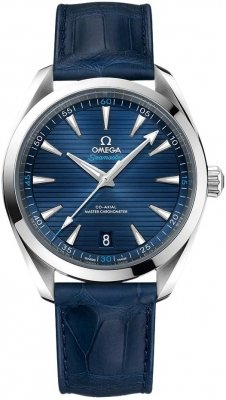 Buy this new Omega Aqua Terra 150M Co-Axial Master Chronometer 41mm 220.13.41.21.03.001 mens watch for the discount price of £3,600.00. UK Retailer.